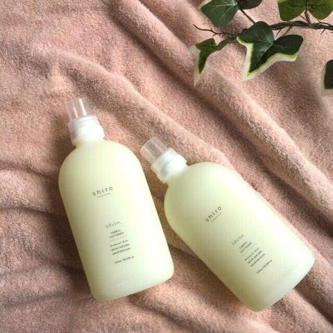 「shiro savon 柔軟剤」の画像検索結果