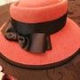 知姫フェルトのお帽子…