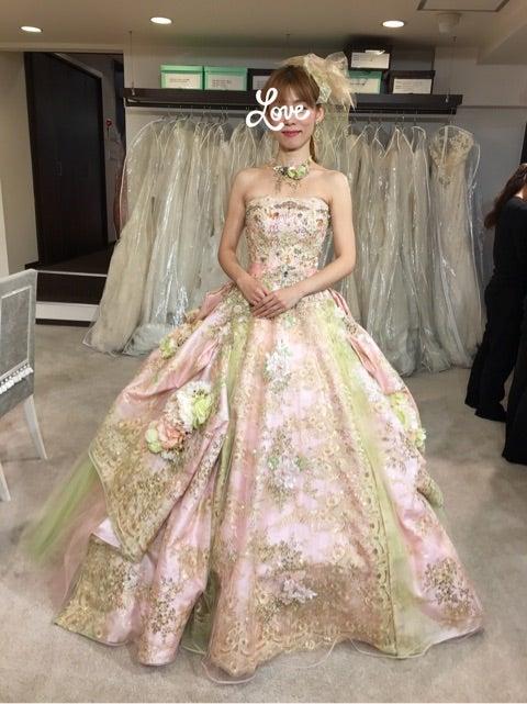 カラードレスの小物合わせ Mariee Magazine 毬絵の花嫁