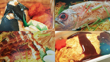 RVパーク 道の駅 のと千里浜 料理