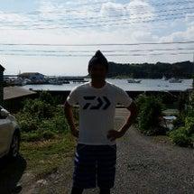 三浦半島沖にて!