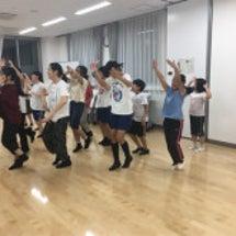 10月11日 ダンス…