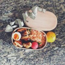 揚げ物弁当とPASM…