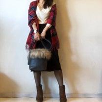 寒い日のカシミヤとSESTOブーツの履き心地の記事に添付されている画像