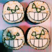 飾り寿司。