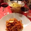 ローマで夕食