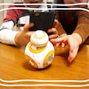 近未来的なおもちゃと近い未来をみつめるセッションの画像