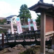 松江城 美人船頭さん