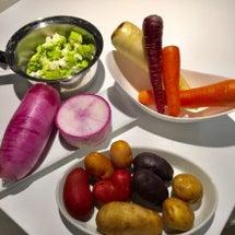 季節野菜の勉強会20…