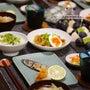 【献立】秋刀魚の塩焼…