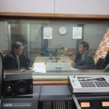 ラジオ日本 取材