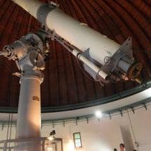 日本最大の屈折望遠鏡…