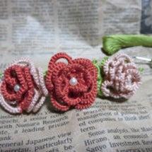 刺しゅう糸で作るタテ…