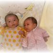 双子の母乳育児