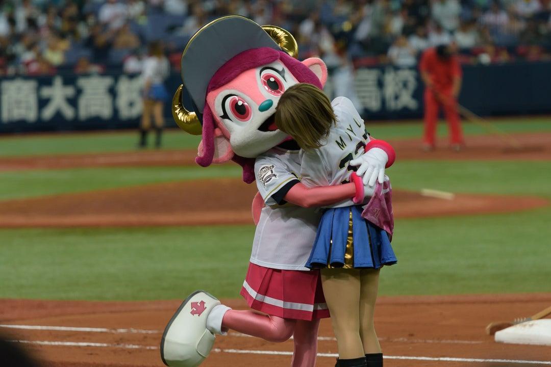 2017/10/1 BsGirls PERFORMER MIYU・バファローベル   残心の野球徒然日記