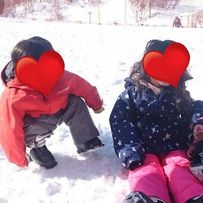 2017.3北海道キロロスキー旅行④6歳娘と3歳息子のスキーデビューの旅の記事に添付されている画像