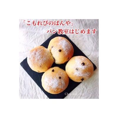 「こもれびのぱんや」大人パン教室はじめますの記事に添付されている画像