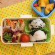 2学期の幼稚園のお弁…