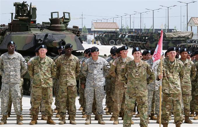 韓国、米軍に韓国軍の指揮下入り...