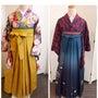 卒業式袴衣装レンタル…