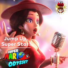 Jump Up, Super Star!