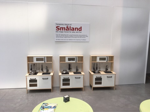 Ikea Tampinesのsmalandがclose シンガポールで3姉妹を子育て