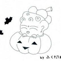 【アート】ハロウィン…