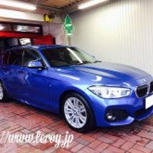BMWのオーディオ施…