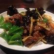 蠔油牛肉ご飯がすすむ…