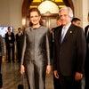 【モロッコ王室】ラーラ・サルマ妃 2017年10月の画像