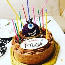 【動画】誕生日ケーキ…
