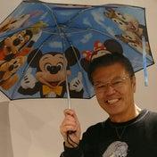 本日のパークレポート&晴雨兼用傘 再販売っ)