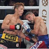 ボクシンググローブの話の記事に添付されている画像