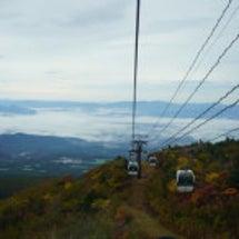 秋だ、山ガールシュシ…