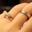 京都で和の婚約指輪&…