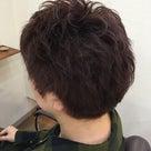 髪も秋色に(*^-^*)の記事より