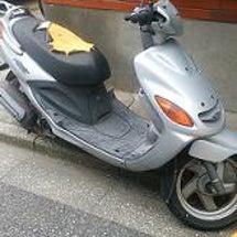 東京都で不要バイクの…