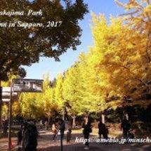2017 【中島公園…