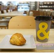 モーニング◆&COFFEE MAISON KAYSER アンドコーヒー メゾンカイザー@銀座