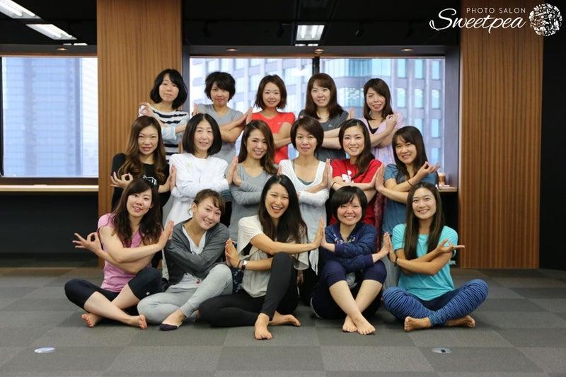 大阪 京橋 大阪城 ヨガ イベント 出張写真撮影 カメラマン