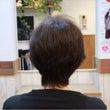 つむじ割れや前髪のク…