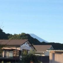 秋の富士2017