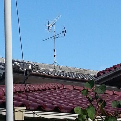【枚方市】TVアンテナが倒れたり、波板が飛んだり、板金がめくれたりの記事に添付されている画像