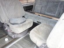 キャンピングカー 三菱 デリカ スターワゴン ハイリフト シート