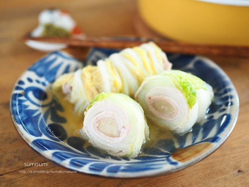 レシピ ロール 白菜
