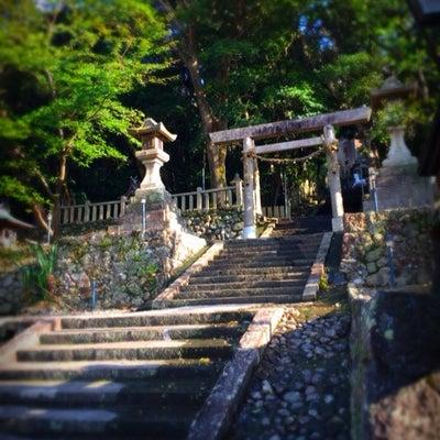 根の国、熊野の入り口、紀の国の須佐神社/神奈木流 体バランス法の記事に添付されている画像