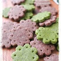 簡単30分クック♡卵,乳,小麦 不使用の米粉クッキー/今朝の食パンの記事に添付されている画像