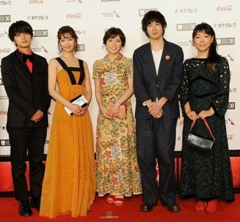 Nobumanの松岡茉優fan blog「第30回東京国際映画祭」レッドカーペット登場!!コメント