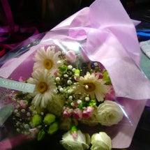 10月26日お花屋さ…
