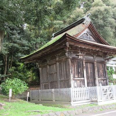 志波彦神社(宮城県 塩竈市)の記事に添付されている画像